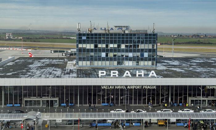 Международный аэропорт Прага-Рузине имени Вацлава Гавела