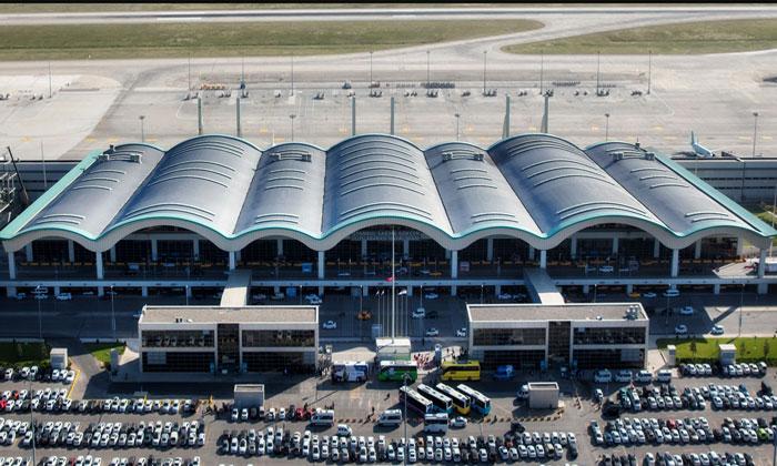 Международный аэропорт имени Сабихи Гёкчен в Стамбуле