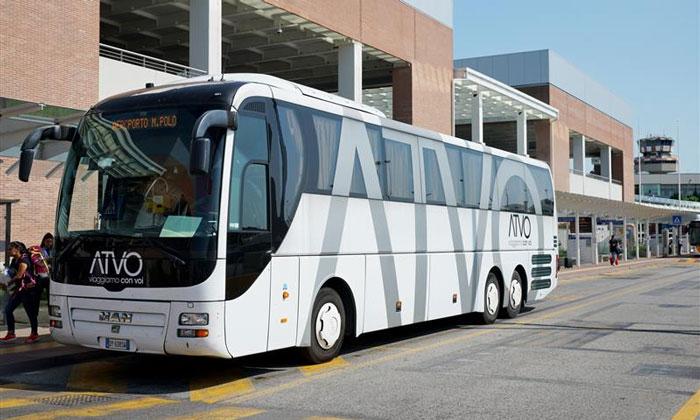 Шаттл Fly Bus из аэропорта Марко Поло в Венецию