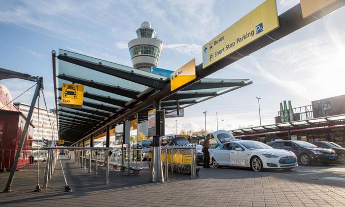 Такси в аэропорту Схипхол – Амстердам