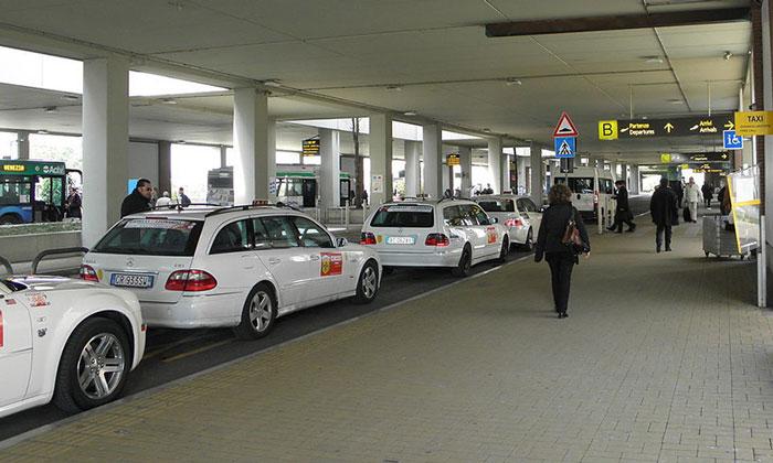 Такси из аэропорта Марко Поло в Венецию