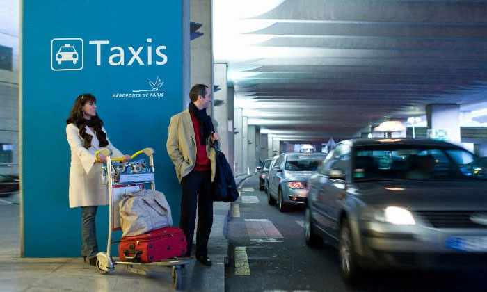 Такси в/из аэропорта Шарль-де-Голль (Руасси)