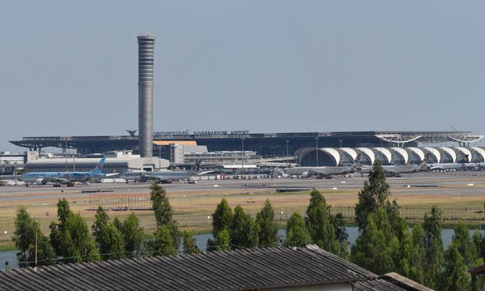 Международный аэропорт Бангкок-Суварнабхуми