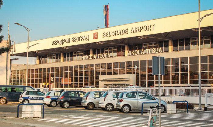 Международный аэропорт Белград-Никола Тесла