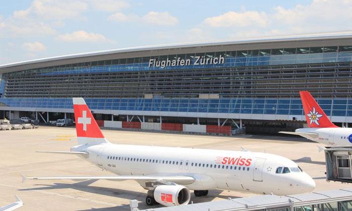 Международный аэропорт Цюрих-Клотен