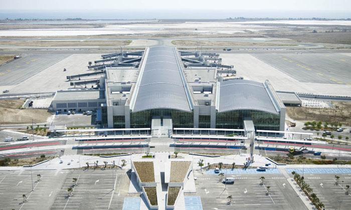Международный аэропорт Ларнака