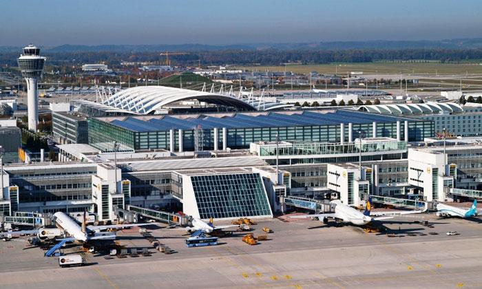 Международный аэропорт Мюнхена имени Франца-Йозефа Штрауса