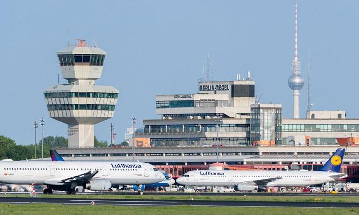 Международный аэропорт Берлин-Тегель имени Отто Лилиенталя
