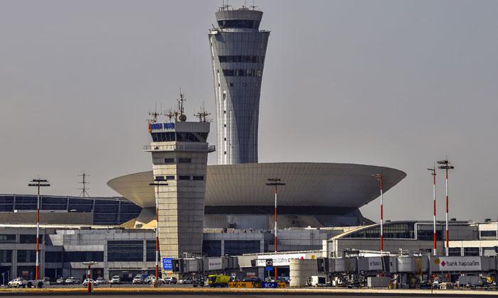Международный аэропорт Тель-Авива имени Бен-Гуриона