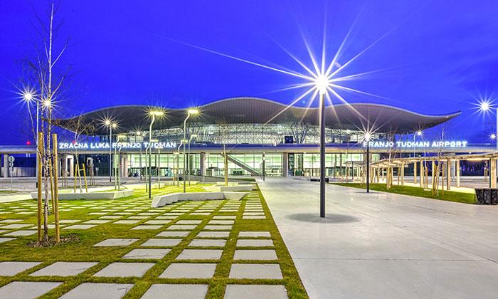 Международный аэропорт Загреб-Франьо Туджман