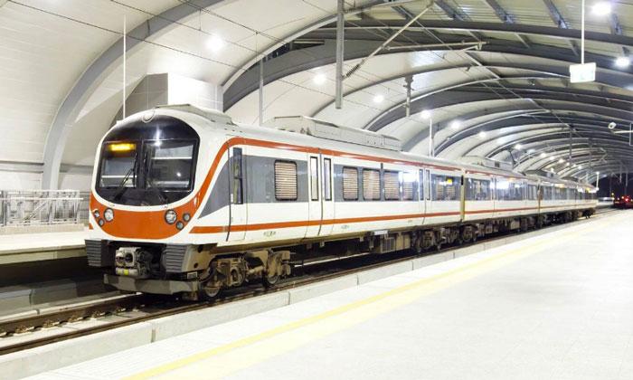 Городское метро из аэропорта Суварнабхуми в Бангкок
