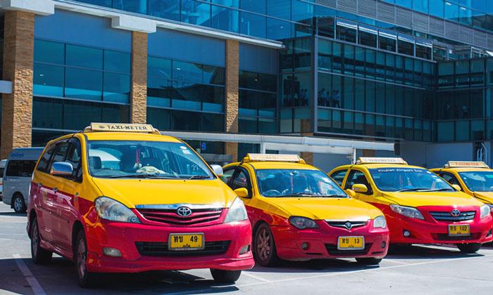 Коммерческие такси из аэропорта Клотен в Цюрих