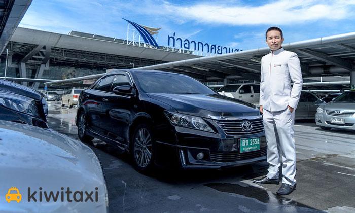 Трансфер из аэропорта Бангкок-Суварнабхуми