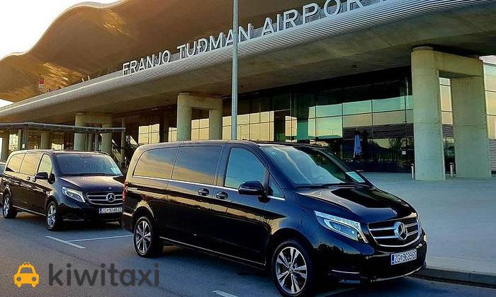 Трансфер из аэропорта Загреб-Франьо Туджман