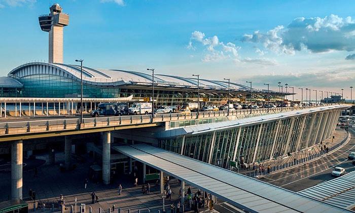 Международный аэропорт Нью-Йорка имени Джона Кеннеди (Терминал 4)