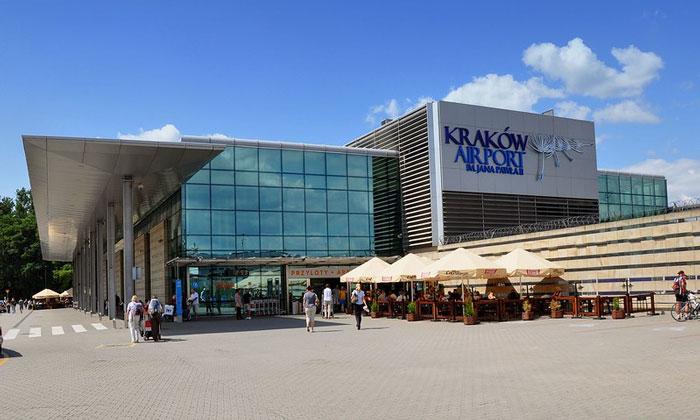 Международный аэропорт Краков-Балице имени Иоанна Павла II