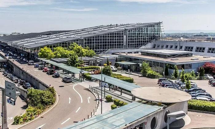 Международный аэропорт Штутгарта