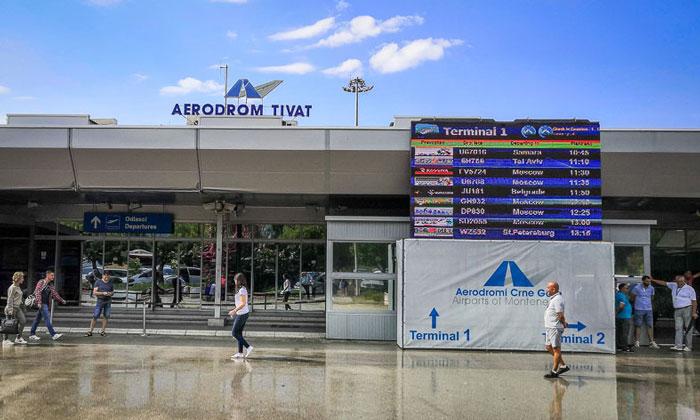 Международный аэропорт Тивата