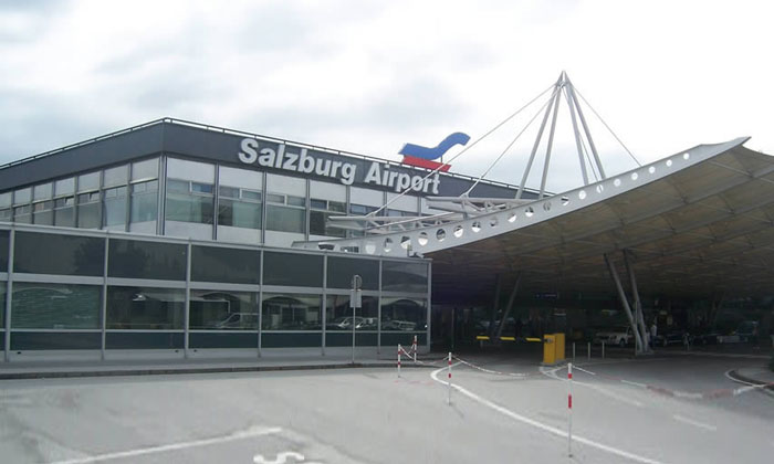 Аэропорт Зальцбурга имени В. А. Моцарта