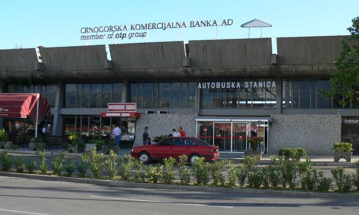 Автовокзал Подгорицы