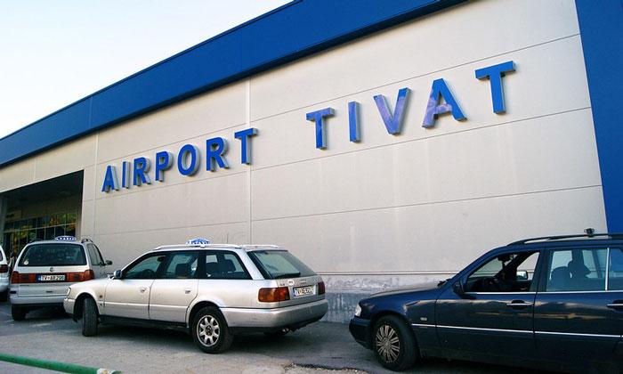 Такси из аэропорта Тивата в город