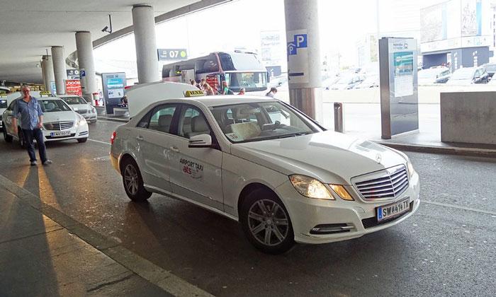 Такси из аэропорта Зальцбурга