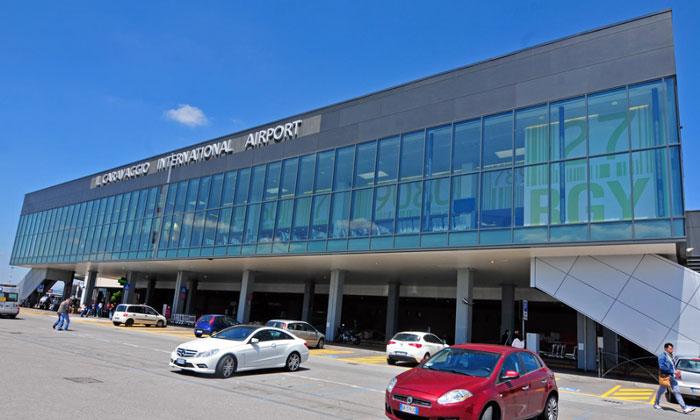 Международный аэропорт Орио-аль-Серио имени Караваджо в Бергамо