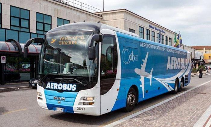 Автобус ATV из аэропорта Верона-Виллафранка