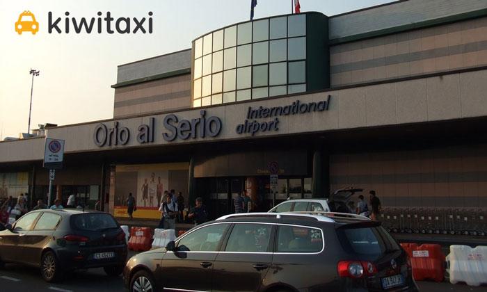 Трансфер из аэропорта Орио-аль-Серио-Бергамо