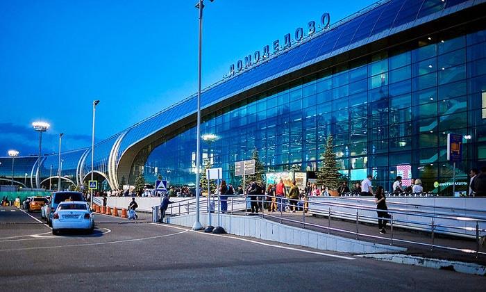 Международный аэропорт Домодедово в Москве