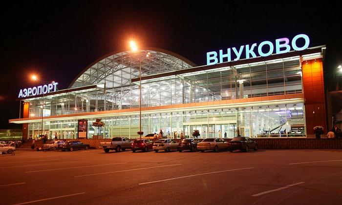 Международный аэропорт Внуково в Москве