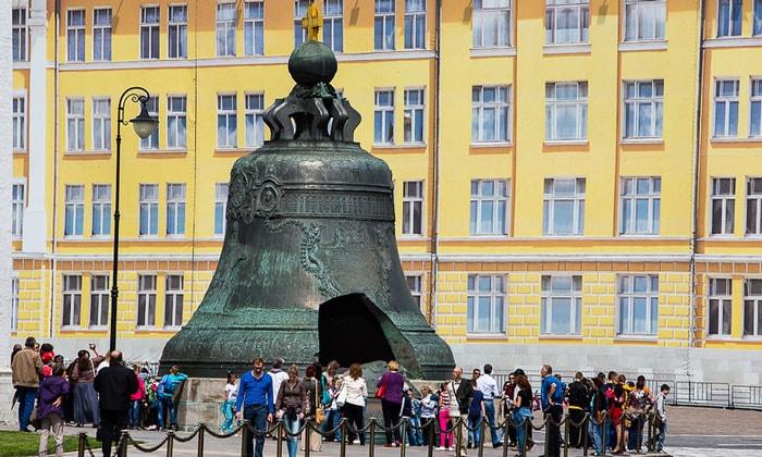Царь-колокол московского Кремля