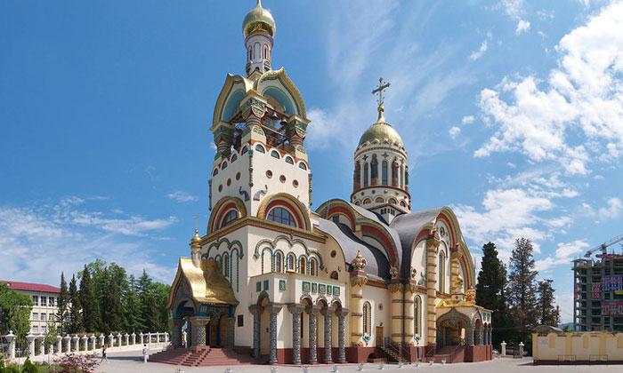 Храм Святого Владимира на Виноградной горе