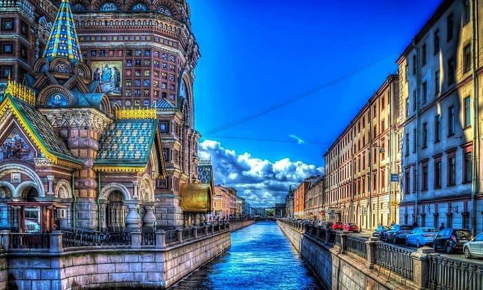 Колорит Санкт-Петербурга