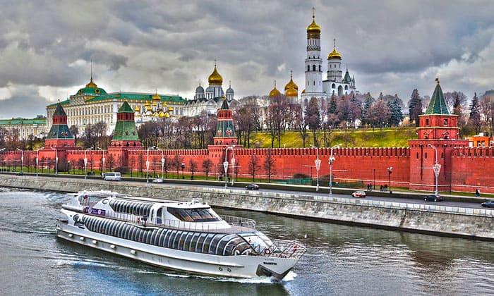 Красоты Московского Кремля