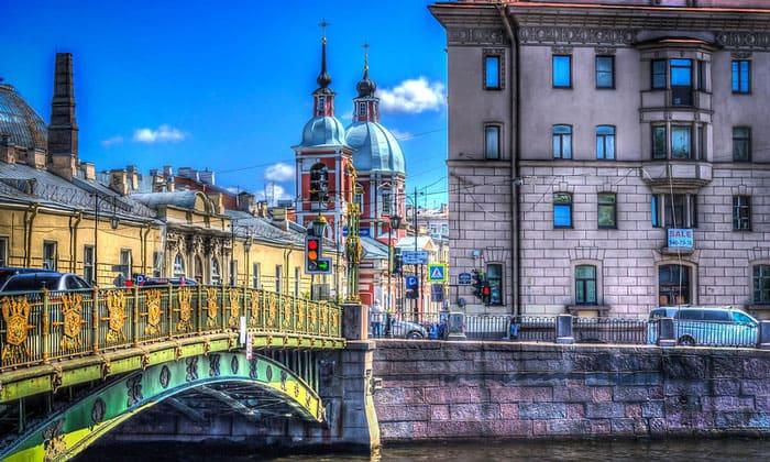 Красоты Санкт-Петербурга