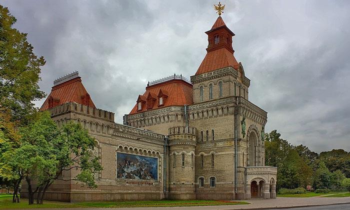 Государственный мемориальный музей А. В. Суворова в Санкт-Петербурге
