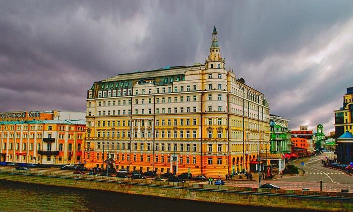 Отель «Kempinski» в Москве