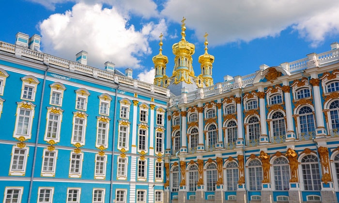 Роскошный Санкт-Петербург