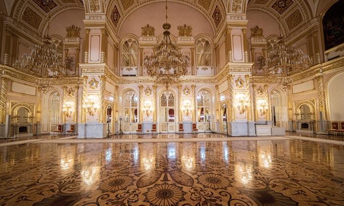 Александровский зал Большого Кремлёвского дворца