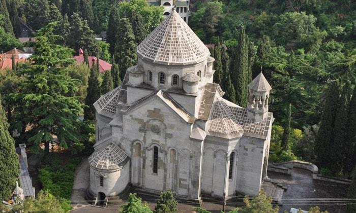 Церковь Святой Рипсиме в Ялте