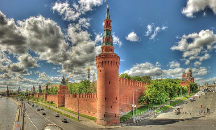 Беклемишевская башня в Москве