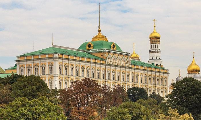 Большой Кремлёвский дворец Москвы