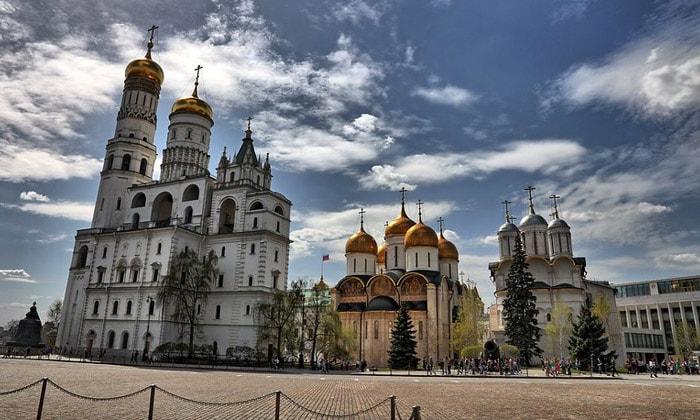 Кремлёвские церкви в Москве
