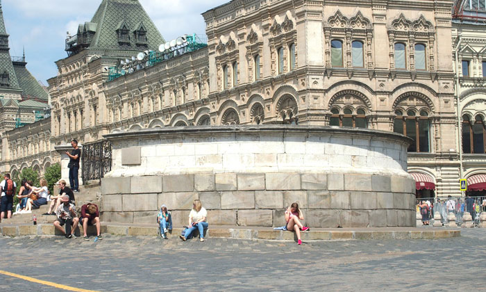 Лобное место в Москве