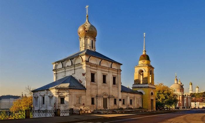Церковь Максима Блаженного в Москве