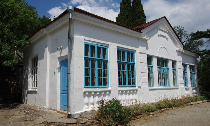 Дом-музей Ивана Шмелёва в Алуште