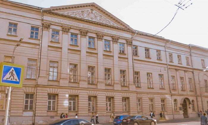 Дом Талызина (Музей архитектуры) в Москве