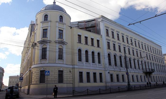 Дом Волконского в Москве