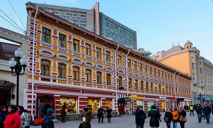 Доходный дом Орловых в Москве